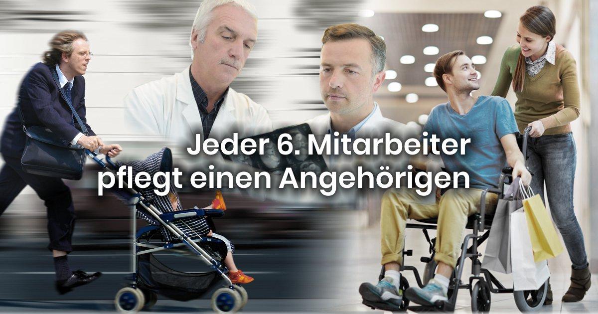 """Info-Vortrag """"Arbeitgeber werden #pflegefreundlich"""" am 02.10.2018 in der COWORKEREI TEGERNSEE"""