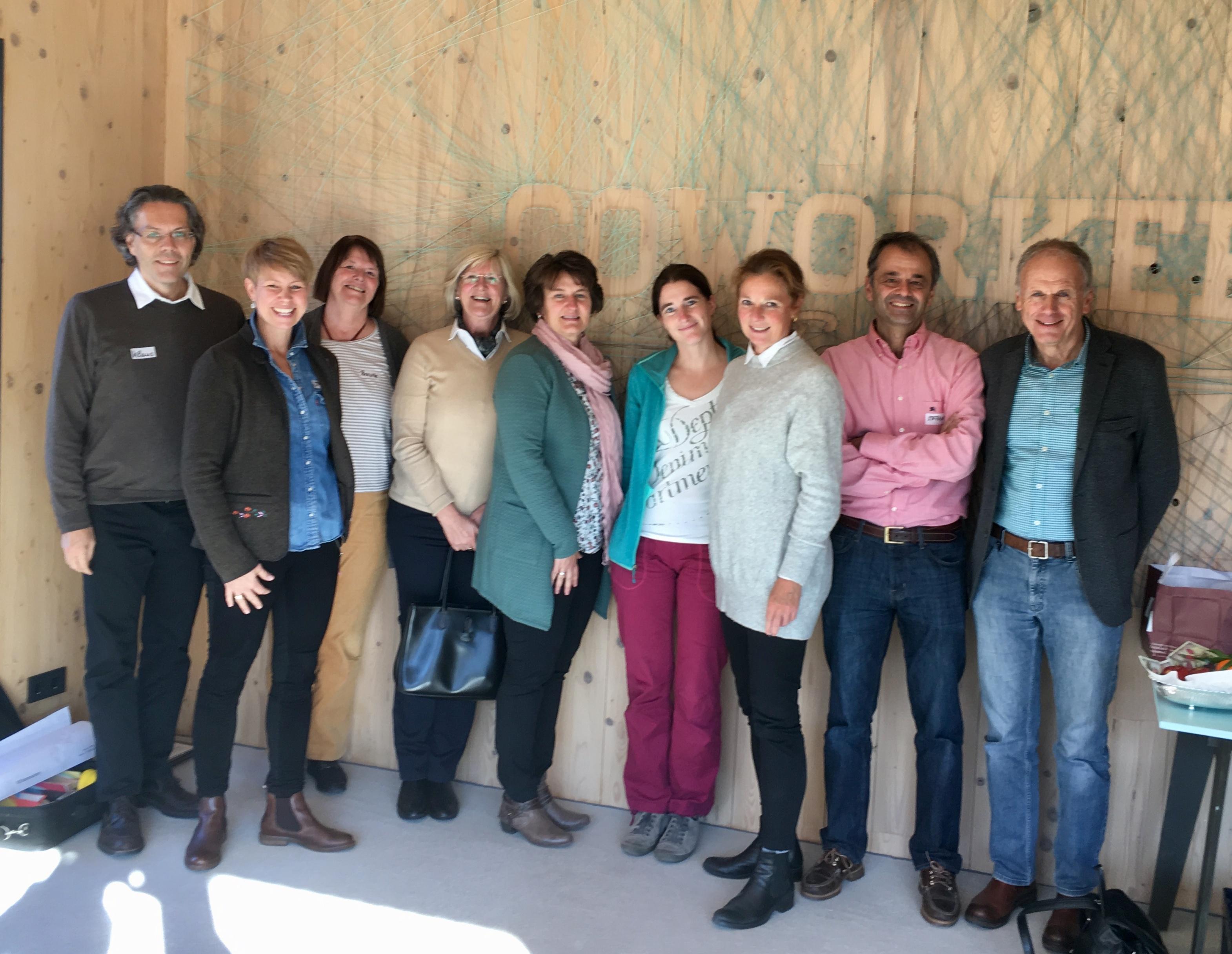 Der Kinderschutzbund, Kreisverband Miesbach, e.V. in der COWORKEREI TEGERNSEE